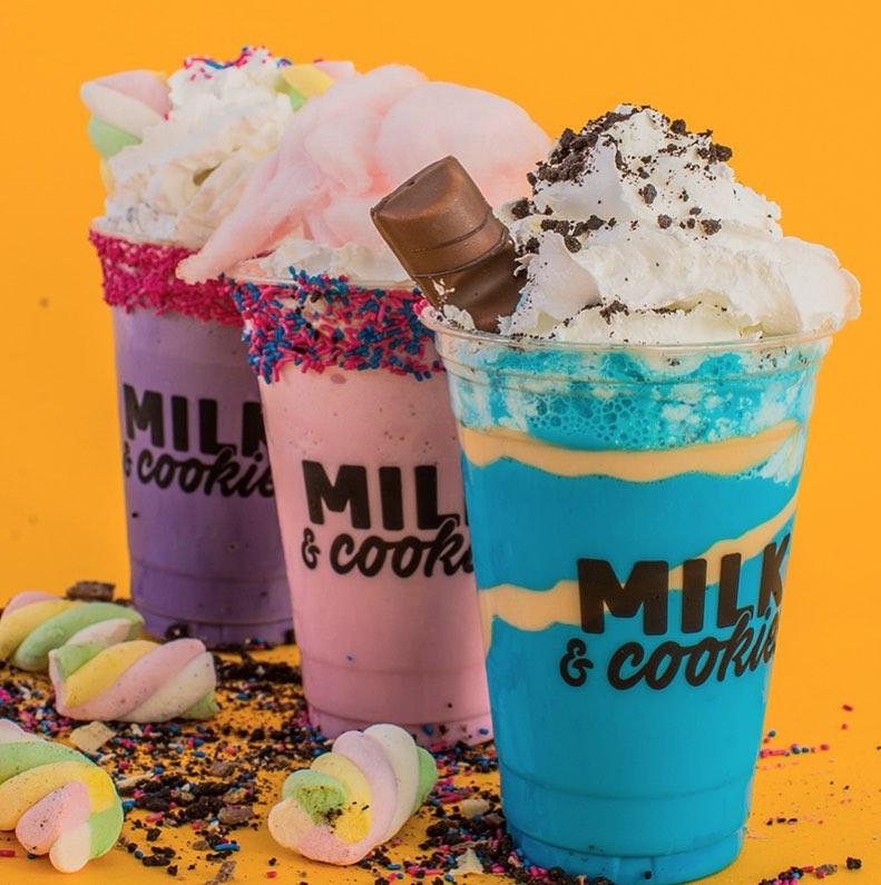 To Milk & Cookies αποτελεί το πρώτο, αυθεντικό milkshake bar της Ελλάδας
