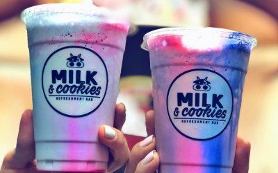 Milk & Cookies: Το αυθεντικό milkshake bar βγαλμένο από τη χώρα του μονόκερου!