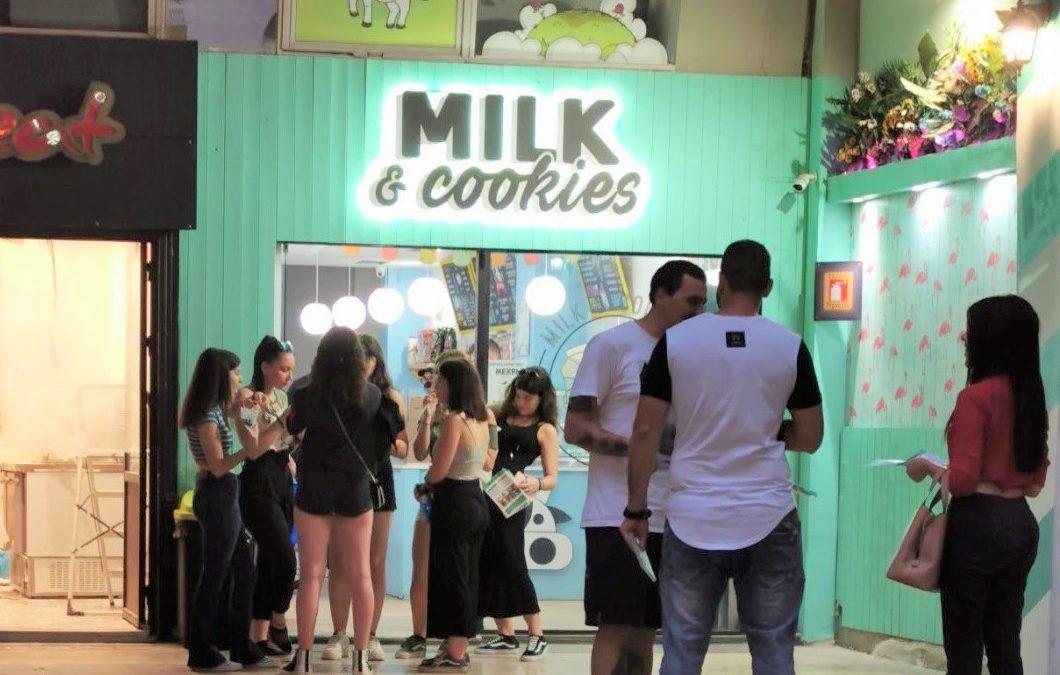 Το Milk & Cookies: To πρώτο milkshake bar με τραγανά «όνειρα» και θεϊκά ροφήματα